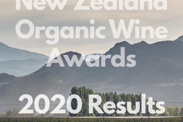 NZ Organic Wine Awards Results 2020